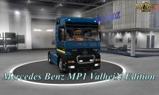 Mercedes Actros MP1 8