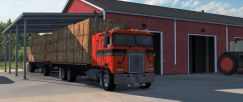 Flatbed Truck and Trailer Add-on for K100E 2