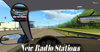 New Radio Stations by LikeG6