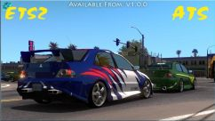 NFS Traffic Pack 2