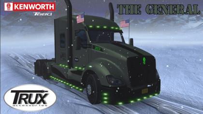 Kenworth T680 The General