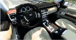 Range Rover Supercharged 2008 7