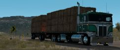 Flatbed Truck and Trailer Add-on for K100E 0