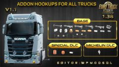 Addon Hookups For All Trucks 1