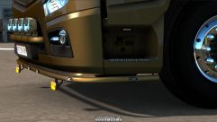 Kelsa Lightbars для Mercedes Actros MP3 & MP4 4