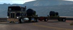 Flatbed Truck and Trailer Add-on for K100E 1