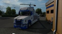 Scania S New Gen Tcab 12