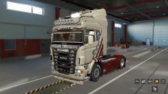 Scania Streamline Custom 1