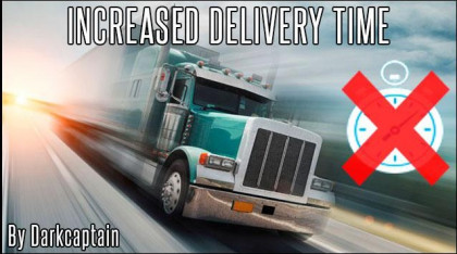 Increased Delivery Time