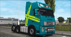 Volvo FH 460 1