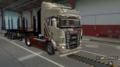 Scania Streamline Custom 2