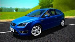 Ford Focus ST III 2006 4