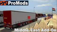ProMods Middle-East Add-On 3