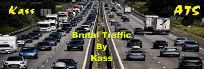 Brutal Traffic By Kass