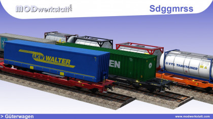 ARTICULATED POCKET WAGON Sdggmrss