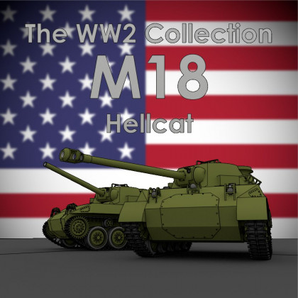 [WW2 Collection] M18 Hellcat
