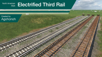 Electrified Third Rail