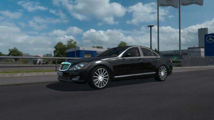 Mercedes Benz s350 4matic 2009