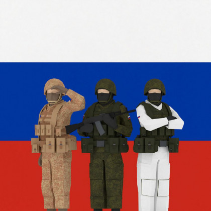 Modern Russian Army Pack