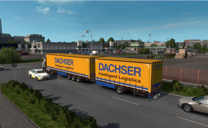 Scandinavian Trailer Pack