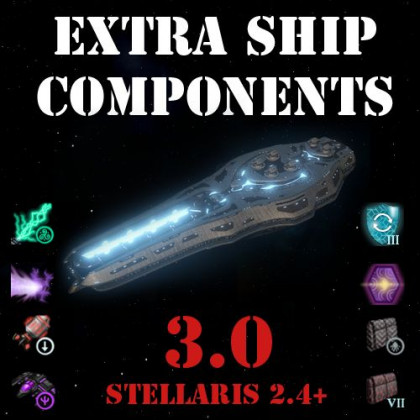 Extra Ship Components 3.0