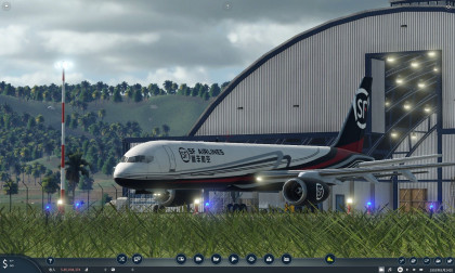 SF Airlines Boeing 757-200F Pack