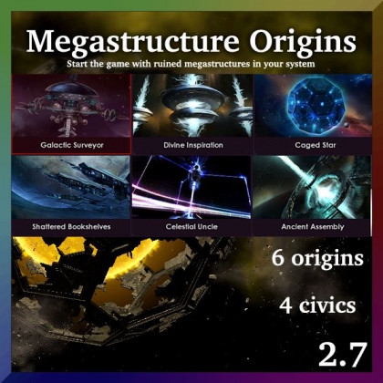Megastructure Origins