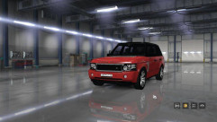 Range Rover Supercharged 2008 0