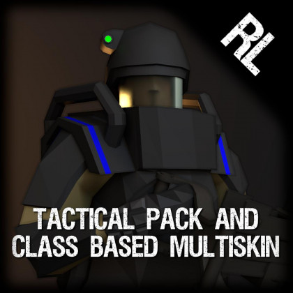 Tactical (Class-Based Multi-Skin)