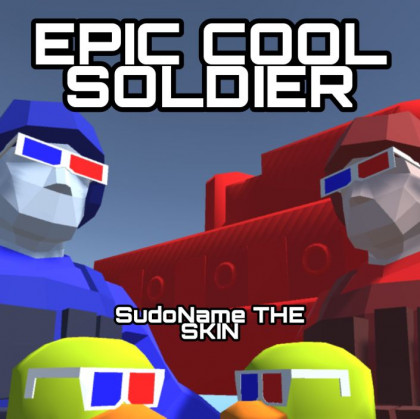 Epic Cool Soldier