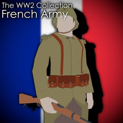 [WW2 Collection] French Army Skin