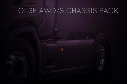 OLSF AWD/S Chassis Pack