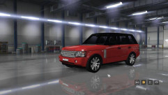 Range Rover Supercharged 2008 1