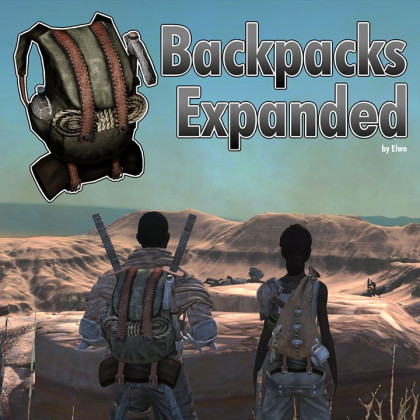 Backpacks Expanded
