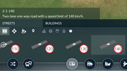Realistic Highway Speeds