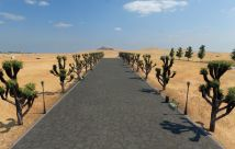 ext.roads - footpaths standalone 3