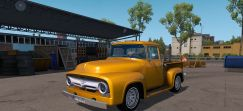 Ford F-100 1956 0