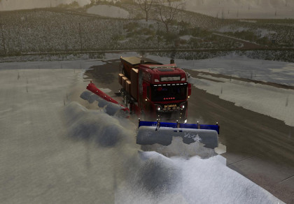 Scania NG Snowready