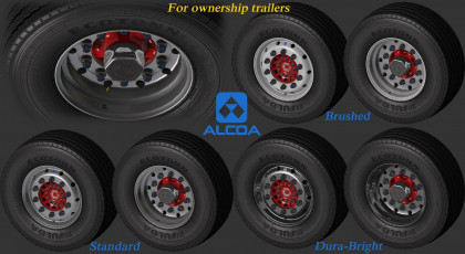 Wheelpack for ownership trailers