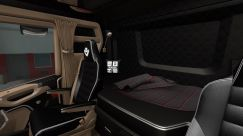 Lux Interior For Scania S&R 1