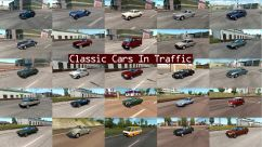 Classic Cars Traffic Pack 2