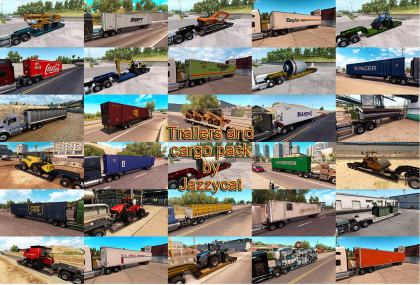 Trailers and Cargo Pack
