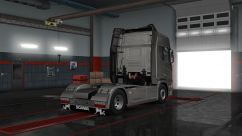 Scania Mudflap Pack 0