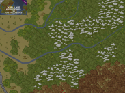 World Map Beautification Project - for More Vanilla Biomes 1