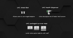 [RH] DOOM: UAC Kit 1