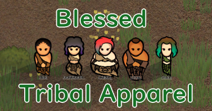 Blessed Tribal Apparel