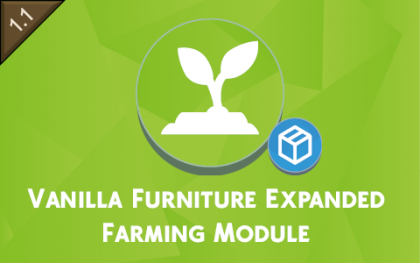 Vanilla Furniture Expanded - Farming
