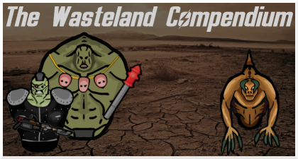 The Wasteland Compendium