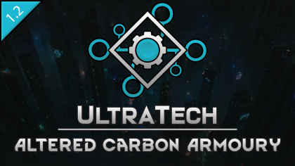 [HLX] Ultratech: Altered Carbon - Armoury