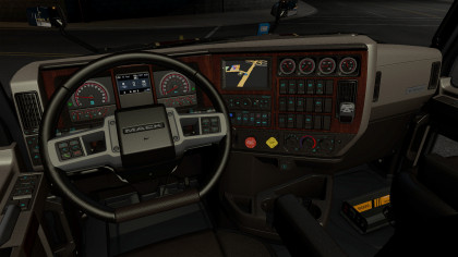 Interior for Mack Anthem